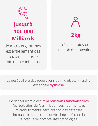 Chiffres clés expertise microbiotes